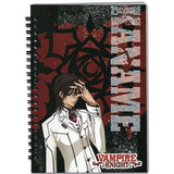 Great Eastern Entertainment Vampire Knight Kaname Notebook