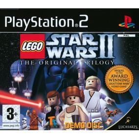 Lego Star Wars 2 Para Ps2