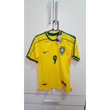 Ronaldo Camisa Brasil no Mercado Livre Brasil d96b147ad0dd9