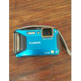 Camara Panasonic Lumix Gps Full Hd Dmc-ts5