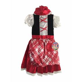 Disfraz Para Niña Lalaloopsy Scarlet Riding Hood