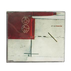 Cd Single Pin Ups - Bruce Lee Rock Independente Alternativo