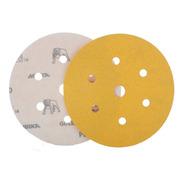 Disco Hookit Lixa Gold 150mm Caixa Com 100 Und - Mirka