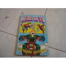 Heróis Da Tv Nº 6 - Editora Abril - 1979 Otima