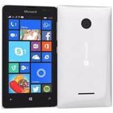 Smartphone Microsoft Lumia 435 1chip 8gb 3g Branco
