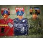 Antiguos Disfraz,policia,bombero,nuevo Y Sin Uso,dec 80/90