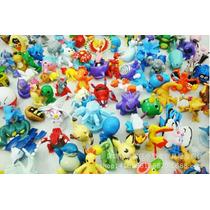 Pokémon! Pacote Com 24 Miniaturas! Sortidos! Colecione!