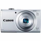 Cámara Digital Canon Powershot A2500 16mp Envio Gratis