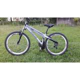 Bicicleta Caloi Seminova Alumínio 21
