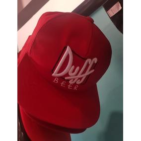 Gorra Duff Beer - Ropa y Accesorios 22aed4023c5
