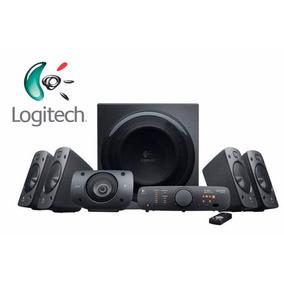 Caixa De Som Logitech Z906 - 500w Thx Nota Fiscal + Garantia