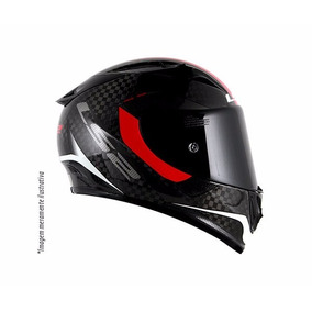Capacete Ls2 Arrow Carbon Tronic