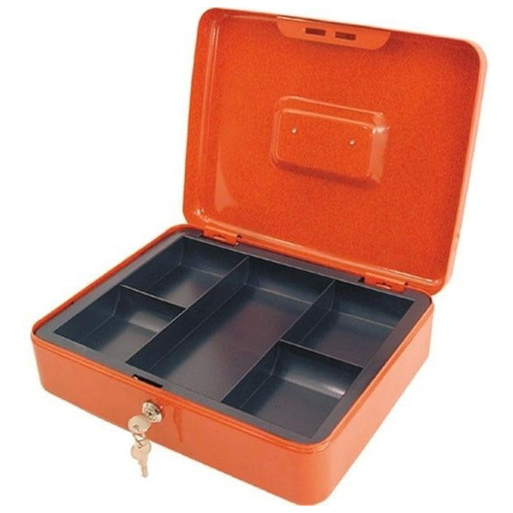 Cofre Porta Valores No 2 Caja Fuerte Portavalores 9x25x18