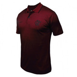 Camisa Polo Flamengo Form Adt Braziline Masculino Original