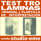 Laminas Test De Tro +manual+plantilla De Interpr. (impresos)