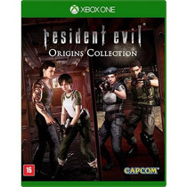 Resident Evil Origins 2 Jogos Xbox One - Mídia Física Novo