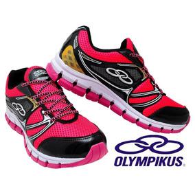 e3c59492945 Tenis Chanel Original Cor Principal Fúcsia - Tênis Olympikus no ...