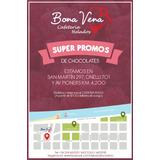 Chocolate Y Alfajores. Bariloche Bona Vena. Promo 3