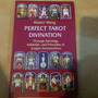 Libro En Ingles Perfect Tarot Divination Jung Robert Wang