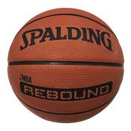 Pelota Basquet Spalding Nba Rebound Nº7 Outdoor Pro Basket