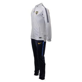 Conjunto Entrenamiento Nike Boca Juniors 2018 Niños Original