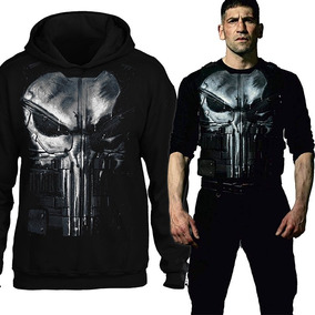 Sudadera Hoodie Punisher Jon Bernthal Marvel Daredevil Flash