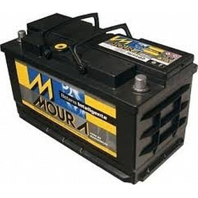 Bateria Moura 95amperes - O Menor Preço Do Br