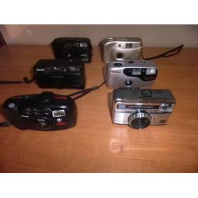 Kit Com 6 Câmeras Antiga, Kodak,yasiuka,mitsuca,premier