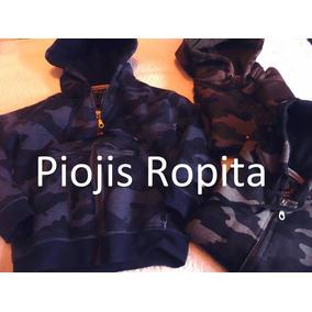 Camperas Frisadas Camufladas Nene Capucha Y Tb Ropa Gap Polo