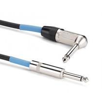 Cable Plug/plug 90° Samson Tourtek Til20 Neutrik 6mts+gtia