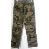 Wrangler Pantalon Cargo Camuflaje Niños Tallas Desde 6 - 12