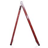 Escada De Fibra Alumínio Tipo Múltipla 2,50 X 4,34m Síntese