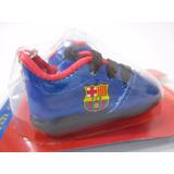Barca Barcelona Llavero Oficial Futbol Original Guayo Balon