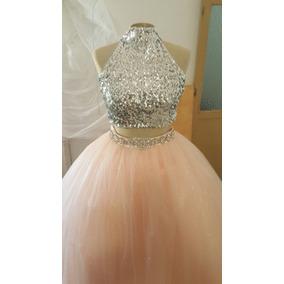 Vestido De 15 Años Princesa Color A Eleccion