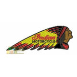 Bordado Moto Indian Logo Classico