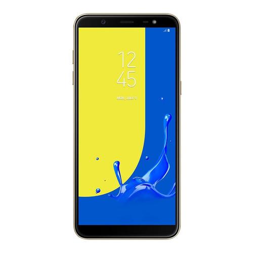 Samsung Galaxy J8 32 GB Dorado 3 GB RAM