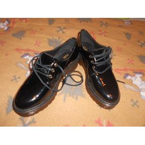 Zapatos American Pie (estilo Dr Martens)