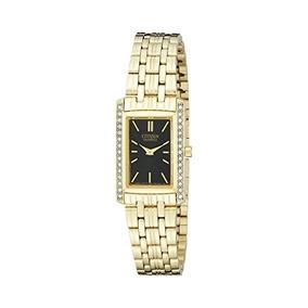Reloj citizen mujer banado en oro