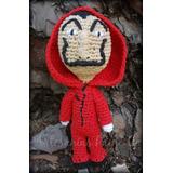 Amigurumi La Casa De Papel. Muñeco Artesanal Tejido Crochet