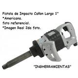 Pistola De Impacto Neumatica Cañon Largo 1 .uso Profesional