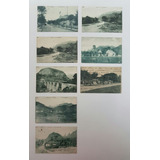 Cartões Postais Antigos Rio De Janeiro Teresópolis Lote 2