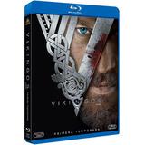 Vikingos Bluray - Completa Temp 1 + 2 + 3 + 4 Menú Original