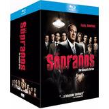 Sopranos Serie Completa En Blu Ray!!!
