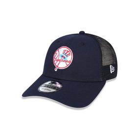 4bb7237fbf2bd Boné Aba Reta New York Yankees New Era Mlb - Bonés para Masculino no ...