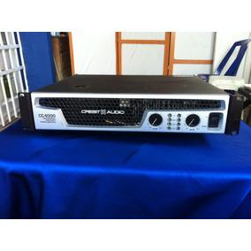 Power Crest Audio Cc 4000 Usado Original Buenas Condiciones