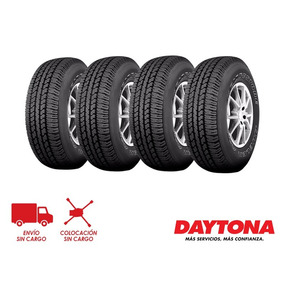 Kit X4 Cubiertas 265 65 17 Bridgestone Due At693+ Envío Grat