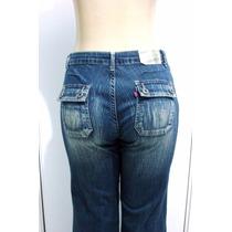 Calça Jeans Feminina Marca Disparate Tam. 42 C/ Strech A-2