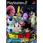 Dragon Ball Z Budkai Tenkchi 3 Ps2 Esp Latino Mods #5