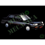 Manual De Usuario Corolla Avila 1984-1992 Toyota 4a Fusilera
