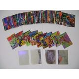 Coleccion Pepsi Cards Marvel Incluye Prismas Y Hologramas